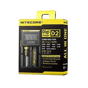 Carregador D2 - Nitecore