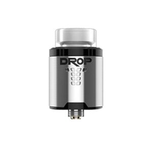 Atomizador Drop RDA Prata - Digiflavor