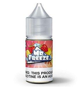 Juice Mr Freeze SALT Nicotine Strawberry Lemonade Frost 50mg 30ml (Uso Somente em POD'S)