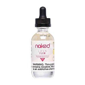 Juice Naked 100 Lava Flow - 0mg - 60ml