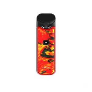 POD System NORD 1100mAh - Red Yellow Resin - SMOK
