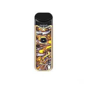 POD System NORD 1100mAh - Yellow Purple Resin - SMOK
