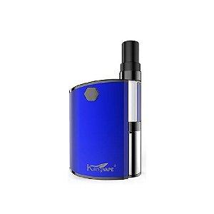 Kit Mini 420 Box (Óleo) - Blue - Kang Vape
