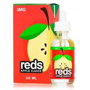 Juice - Reds - Apple 60ML 3mg