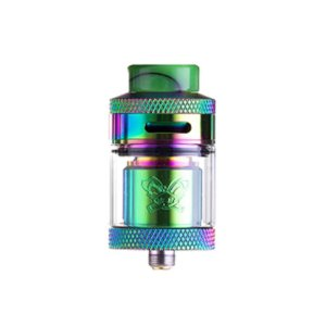 Atomizador RTA - Dead Rabbit - Rainbow 2ml