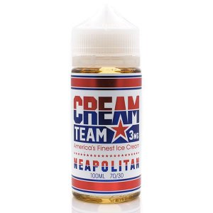 Juice CREAM TEAM - NEAPOLITAN 3mg