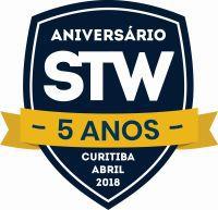 Adesivo Aniversário 5 anos SaveTheWagons 2018