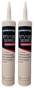 Silicone Momentive RTV 108 Cor Incolor 336grs