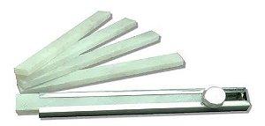 Giz Industrial de Pedrão Sabão Flat  Caixa c/144pç + Brinde Suporte