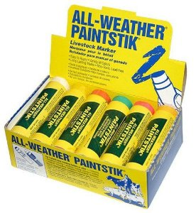 Bastão Marcador All Weather Clima Quente - Caixa c/12pç