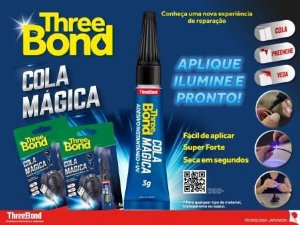 Cola Magica Three Bond