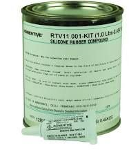 Silicone RTV 11 Momentive Com FDA - Kit 454grs
