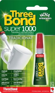 Cola Instantânea Super 1000 Three Bond
