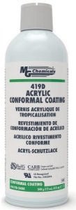 Protetivo Conformal Coating Acrílico 419-C - Spray 410ml