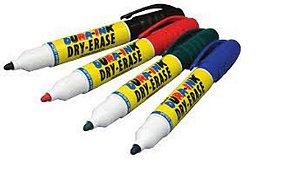 Caneta Removível Industrial Markal Dura Ink Dry Erase