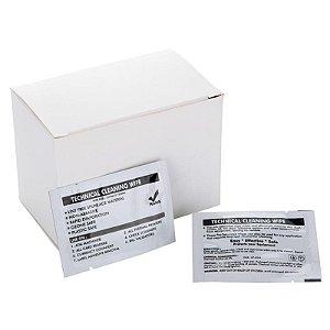 Lenço Umedecidos c/ Álcool Isopropílico 99,7% - Caixa c/40pçs