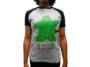 Camiseta Eu Sou Verde