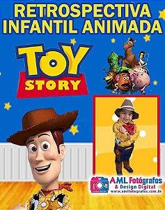 Retrospectiva Toy Story Menino