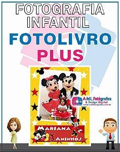 Fotografia Aniversário Infantil - Fotolivro Plus