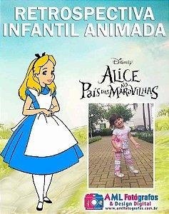 Retrospectiva Alice no Pais das Maravilhas