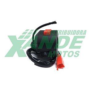 CHAVE DE LUZ CBX 250 2006-2008 (LADO DIREITO) SMART FOX