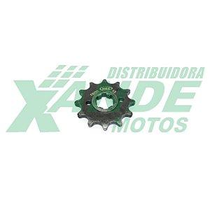 PINHAO 12 CBX-NX-XR 200/CRF 230/TTR 230/NXR BROS/XTZ 125/TITAN (PASSE 520) VAZ