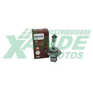 LAMPADA FAROL BIODO 12V 35-35W H4 TITAN /TWISTER /BROS 2003-08 (ORIGINAL)PHILIPS