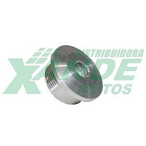 TAMPA GERADOR TITAN 125 / CBX 250  / NX 400 FALCON GRANDE 30 MM (ALLEN) TRILHA