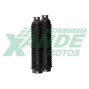 SANFONA 24 DENTES PRETA XLX 350 / DT 200 / XR 200 / CRF 230  CIRCUIT