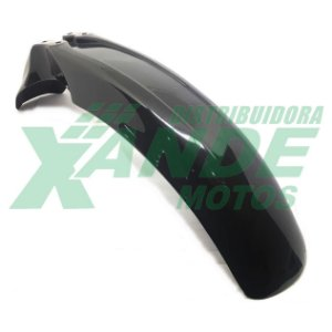 PARALAMA DIANT XR 200 / XLX 350 / NX 150 PRETO PARAMOTOS