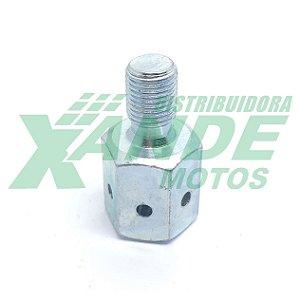 ALONGADOR AMORTECEDOR TRAS CBX 250 / NXR BROS 125-150 / DT 180 (LONGO) TRILHA