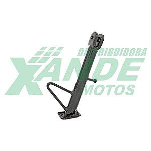 CAVALETE LATERAL CBX 250 TWISTER / CB 300 PRETO CHAPAM