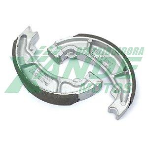 PATIM FREIO TITAN 150-2000[DIANT-TRAS] - CBX250/XR250/CB300[TRAS]0,25 MM DIAFRAG