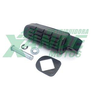 PEDALEIRA CBX 200 / CBX 250 / CB 300 / TITAN 150 SPORT DIR DIANT-TRAS COMETA