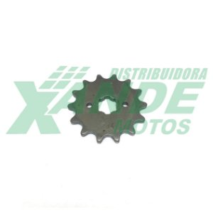 PINHAO 14 CBX-NX 200/ CRF 230/ TTR 230/ NXR BROS/ XTZ 125/ TITAN (PASSE 520) VAZ