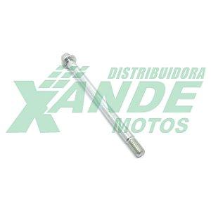 EIXO RODA DIANT YBR FACTOR 125 DISCO / SUNDOWN MAX 125 DISCO (207 X 12MM) REGGIO