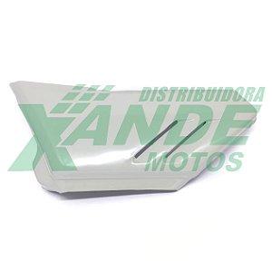TAMPA LATERAL CB 400-450 SEM PINTURA (LADO ESQUERDO) PARAMOTOS