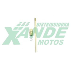AGULHA PISTONETE C/ SEDE XLX 250 SIVERST