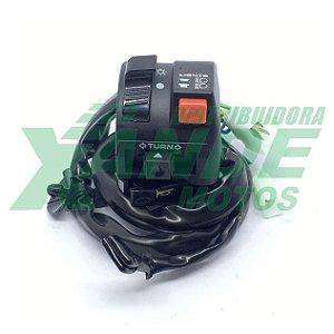 CHAVE DE LUZ NXR BROS 125-150 ES-ESD 2003-2005 [ 11 FIOS ] TRILHA