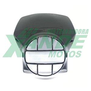CARENAGEM FAROL XLX 250 / XL 250 R / XLS 125 PRETO PARAMOTOS
