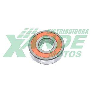 ROLAMENTO VIRABREQUINHO ESQUERDO: CG ATE 99/FAZER 250/MAX 125 (C/BLIND.) SCUD