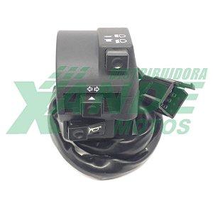 CHAVE DE LUZ NXR BROS 150 KS 2006-2008 [ 8 FIOS ] MHX