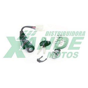 CHAVE IGNICAO (KIT) BIZ 125 2009-2017 MAGNETRON