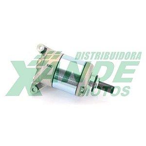 MOTOR DE PARTIDA TITAN 150 / NXR BROS 150 2006 E.D/ FAN 125 2009-13 MAGNETRON