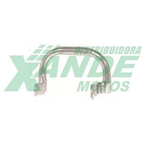 ESTABILIZADOR SUSP DIANT TITAN 2000-2005 / FAN 125 2005-2013 CROMADO CHAPAM