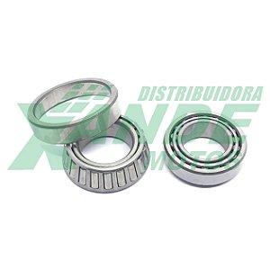 ROLAMENTO KIT DIRECAO CBX 250-750/ CB 300-500/ CBR 450-1000/ HORNET CONICO AUDAX