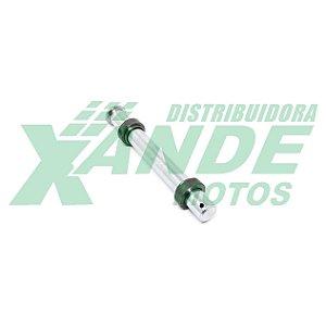 EIXO CAVALETE CENTRAL TITAN 94-99/ TODAY 89-94/ CG 83-88 (C/ 2 BUCHAS) REGGIO
