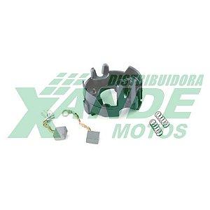 ESCOVA P/ MOTOR DE PARTIDA YBR/XT 225/ TTR 230/VIRAGO/FACTOR C/SUPORTE MAGNETRON