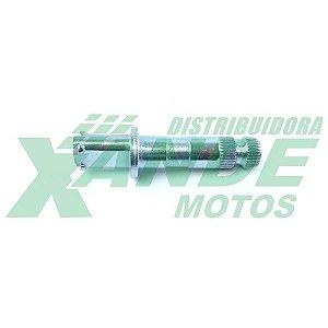 EIXO EXCENTRICO DO PATIM FREIO DIANT-TRAS TITAN 150 2004-13 / TITAN 2000 TRILHA