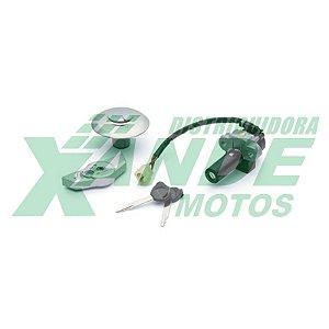 CHAVE IGNICAO (KIT) TITAN 150 2009-2013 (SEM TRAVA CAPACETE) MAGNETRON